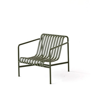 Palissade lounge chair low 4 colors