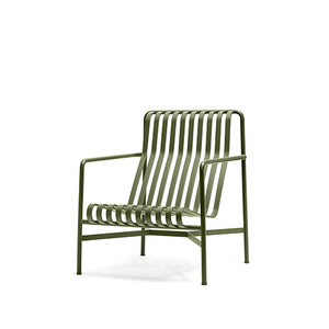 Palissade lounge chair high 4 colors