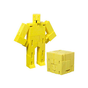 Cubebot Micro Yellow