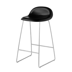 GUBI 3A Counter Stool SH65 Chrome sledge base 주문 후 4개월 소요