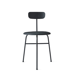 Afteroom Dining Chair 3, Leather Black/Black