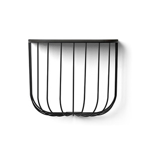 FUWL Cage Shelf Black/Black Ash