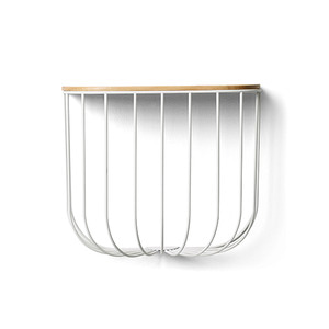 FUWL Cage Shelf White/Light Ash