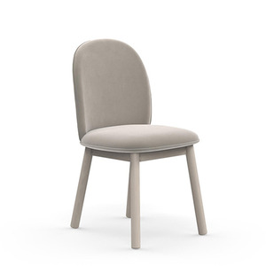 Ace Chair Velour beige