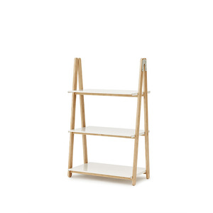 One Step Up Bookcase Low