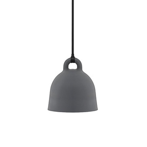 Bell Lamp Small grey