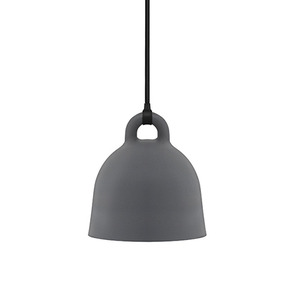 Bell Lamp Medium grey