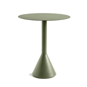 Palissade Cone Table  Φ60 x H105   2 colors
