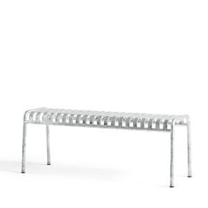 Palissade Bench Hot Galvanized